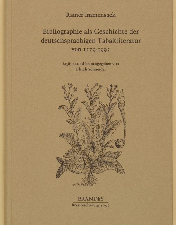 Bibliography on tobacco litterature