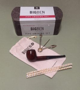 Big Ben billiard pipe