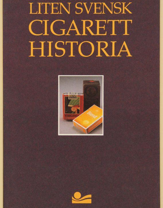 Cigarett Historia