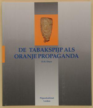 De tabakspijp als Oranjepropaganda