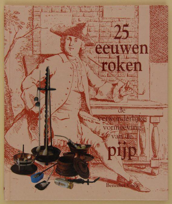 25 Eeuwen roken, de verwonderlijke vormgeving van de pijp