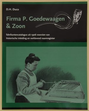 Pipe Catalogue of Goedewaagen from 1906, including historic introduction