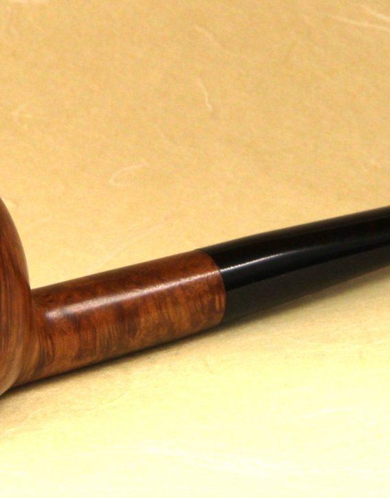 Small briar pipe, tomato shape - Hardcastle