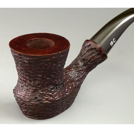 Butz Choquin pipe - Chatelaine shape - black