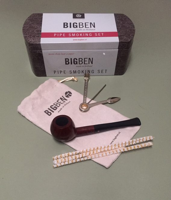 Prince Albert pipe