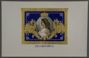 dorosa cigar label