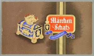 märchenschatz cigar label