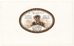 Selectos cigar label