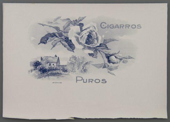 cigar label